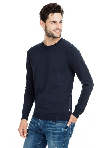 Jack & Jones Triko Lacivert
